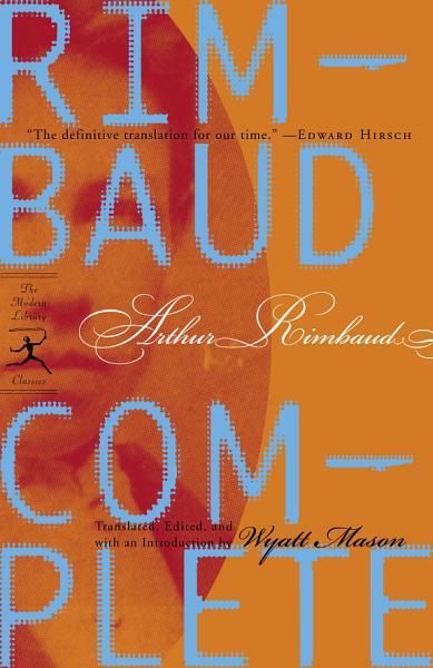 Download Rimbaud Complete Book