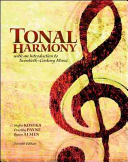 Tonal Harmony with Audio CS and Workbook PDF