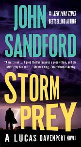 Storm Prey Book