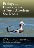 Ecology and Conservation of North American Sea Ducks PDF