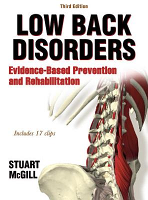 Low Back Disorders 3rd Edition PDF