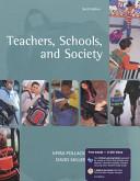 Teachers  Schools  and Society PDF