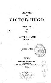 Notre-Dame de Paris: Volume3