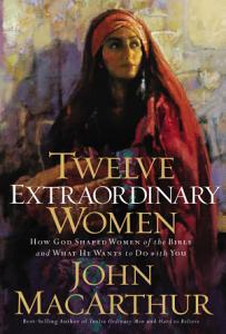 Twelve Extraordinary Women Book