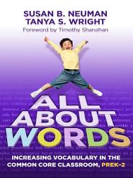 All About Words Book PDF