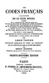 Les codes français
