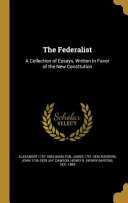 Download FEDERALIST Book