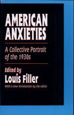 American Anxieties