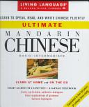 Ultimate Mandarin Chinese PDF