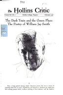 The Hollins Critic PDF