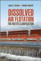 Dissolved Air Flotation For Water Clarification PDF