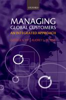 Managing Global Customers PDF