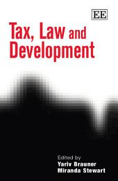 Tax, Law and Development