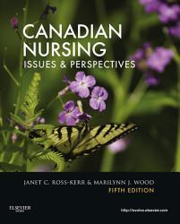 Canadian Nursing  E Book PDF