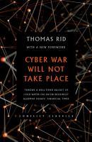 Cyber War Will Not Take Place PDF
