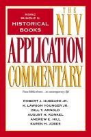 NIVAC Bundle 2  Historical Books PDF