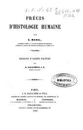 Précis d'histologie humaine