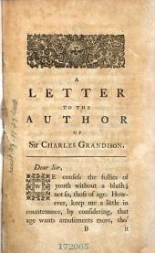 Conjectures on original composition: In a letter to the author of Sir Charles Grandison. ...