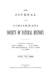 The Journal of the Cincinnati Society of Natural History