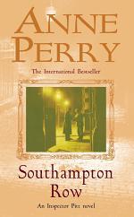 Southampton Row (Thomas Pitt Mystery, Book 22)