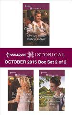 Harlequin Historical October 2015 - Box Set 2 of 2
