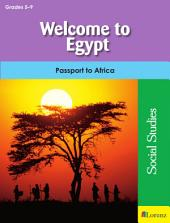 Welcome to Egypt: Passport to Africa