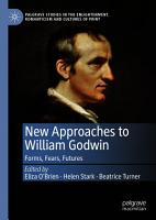 New Approaches to William Godwin PDF
