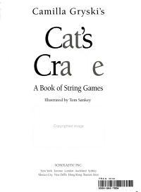 Camilla Gryski s Cat s Cradle