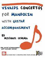 Vivaldi Concertos for Mandolin PDF