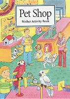 Pet Shop Sticker Activity Book PDF
