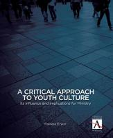 A Critical Approach to Youth Culture PDF