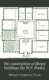The Construction of Library Buildings
