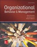 Organizational Behavior and Management PDF