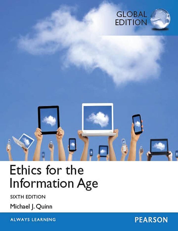 Ethics for the Information Age, Global Edition
