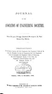 Journal of the Association of Engineering Societies: Volume 8