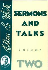 Sermons and Talks: Volume 2