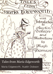Tales from Maria Edgeworth