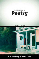 An Introduction to Poetry PDF