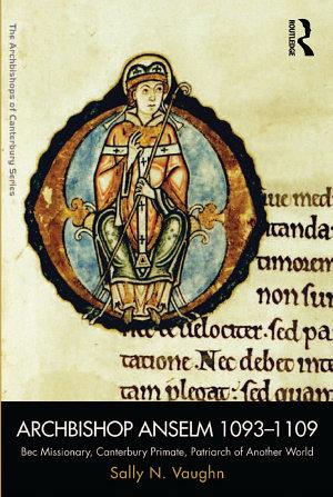 Archbishop Anselm 1093   1109 PDF