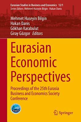 Eurasian Economic Perspectives PDF