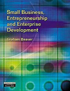 Small Business  Entrepreneurship and Enterprise Development PDF