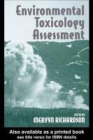 Environmental Toxicology Assessment PDF