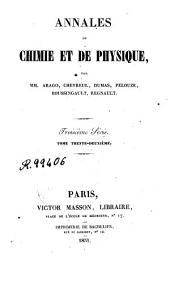 Annales de chimie et de physique: Volume32