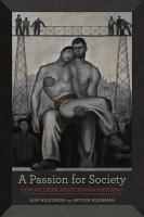 A Passion for Society PDF