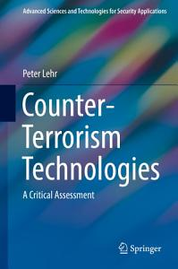 Counter Terrorism Technologies