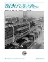 Electric Transportation For The City of New York In The 21st Century Volume 3 PDF