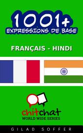 1001+ Expressions de Base Français - Hindi