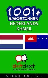 1001+ Basiszinnen Nederlands - Khmer