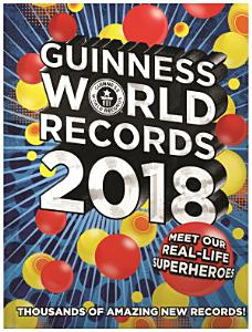 Guinness World Records 2018 Book