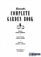 SUNSETS COMPLETE GARDEN BOOK PDF